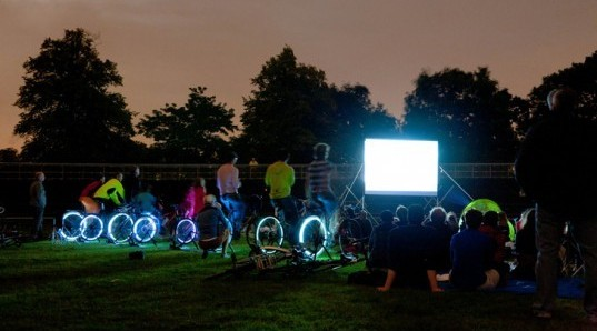 Bike-In-Movie