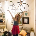 Katie and Bike