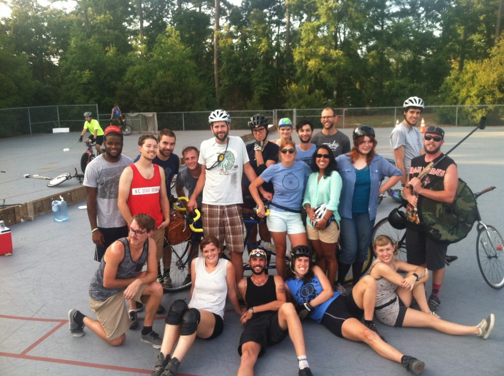 Raleigh Bike Polo