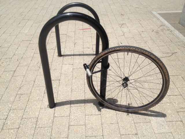 raleigh stolen bike