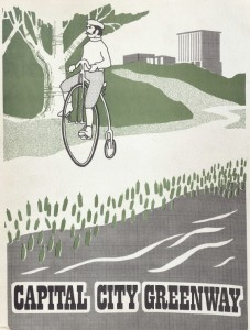 capital city greenway 1968 raleigh