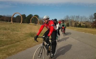 Tour de Toys rides through Raleigh spreading holiday cheer on Saturday