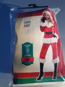 Santa Suit not required, but highly recommended.