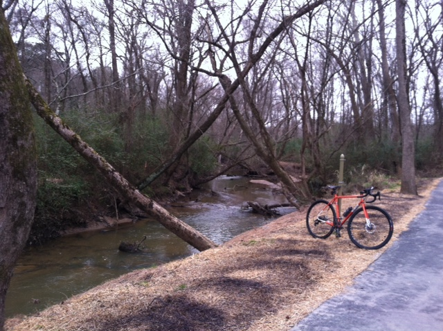 Walnut Creek Greenway