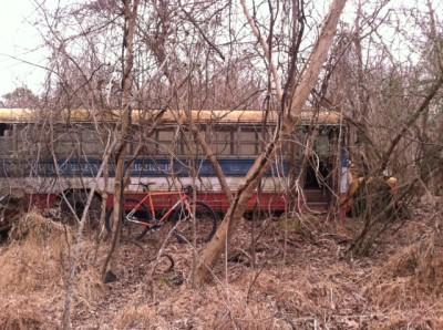 walnut creek junkyard bus