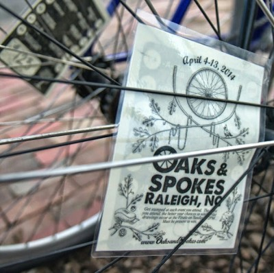 Put it in your Spokes!