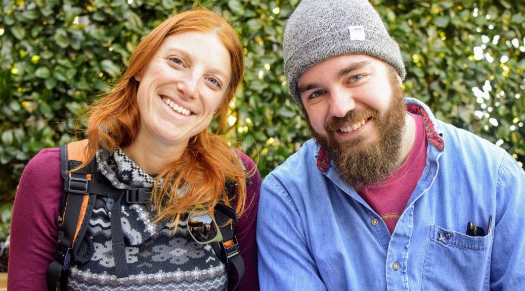 image of Kristy Dactyl and Harry Rybacki